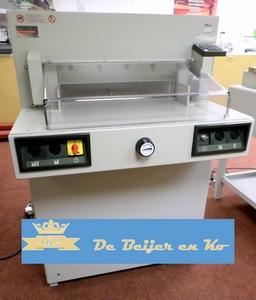 IDEAL 5221-95 EP  stapel-snijmachine voor papier A3+